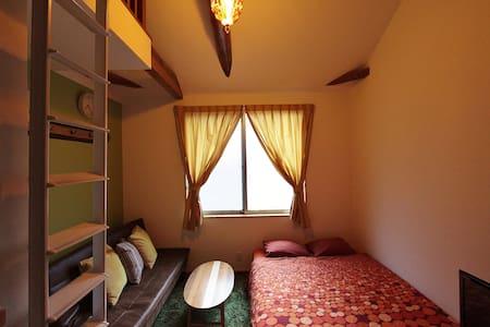 Wood House middle of Nipponbashi