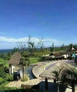 蓝天白云白沙滩,冲浪,玩沙,捉海蟹,大口呼吸好空气。 - Wenchang - Casa de camp
