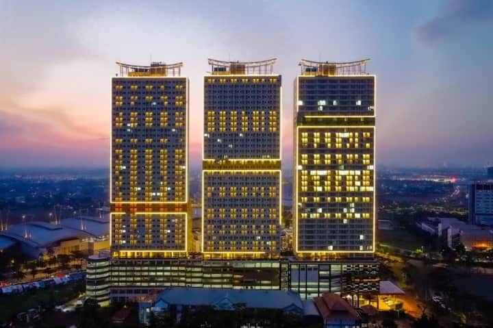 B Residence Apartment BSD Lotus Tower
