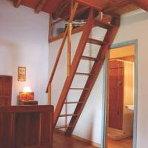 Cascina degli Ulivi - Family room - Novi ligure - Bed & Breakfast