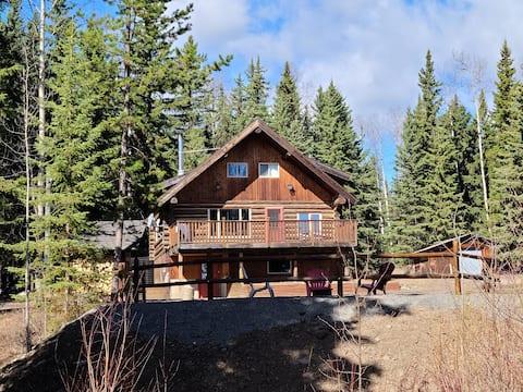 Private location on beautiful Sheridan Lake