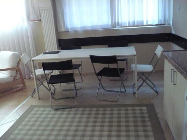 Peacefull home for young people at City Center - Balçova - Apartamento