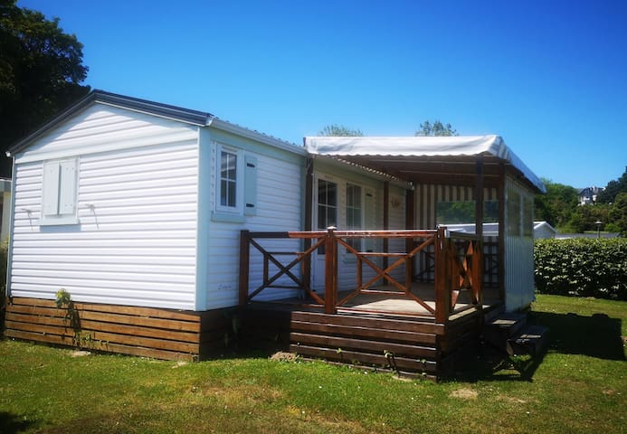 MOBILEHOME N°63 4 PERSONNES
