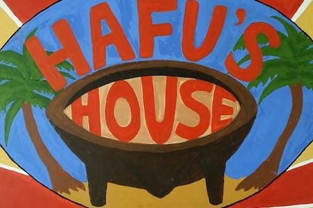 Double/Twin - Hafu's House Backpackers - Nuku'alofa - Gästhus