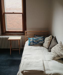 Comfy sunny room in Outremont/Mile End - Montréal - Apartment