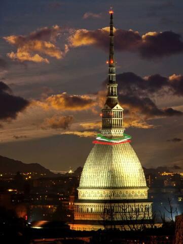 Torino a colori