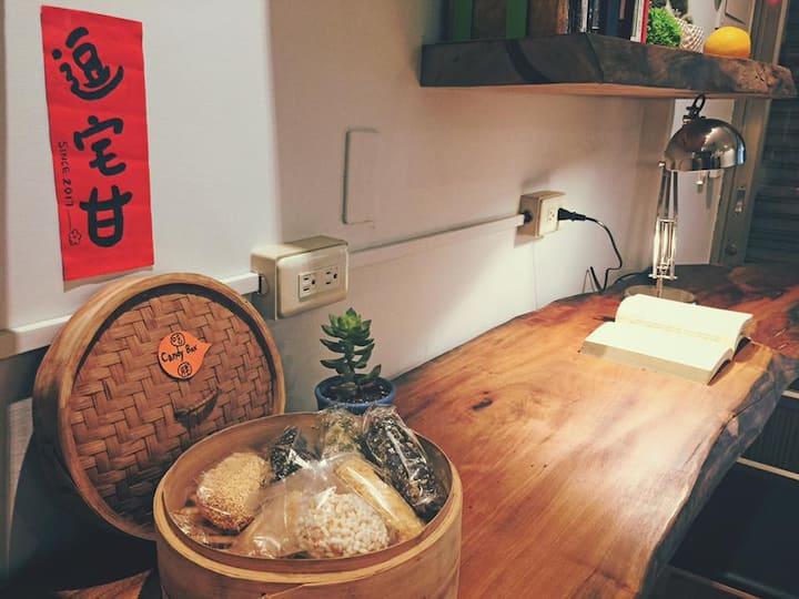 【上下舖床位】台東市 背包客 青年旅館 平價乾淨