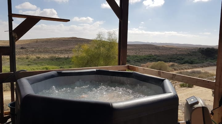 Shamballa Ezuz Desert Hospitality - cabin 4
