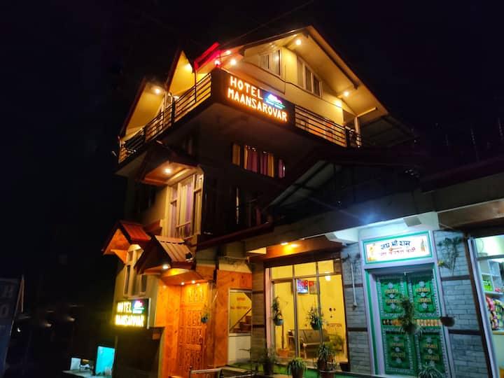 Hotel Mansarovar - Tirthan Valley