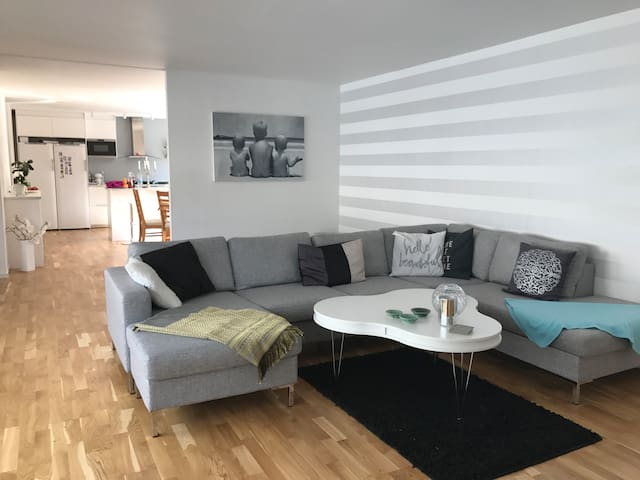 Perfectly located house near Stockholm and airport