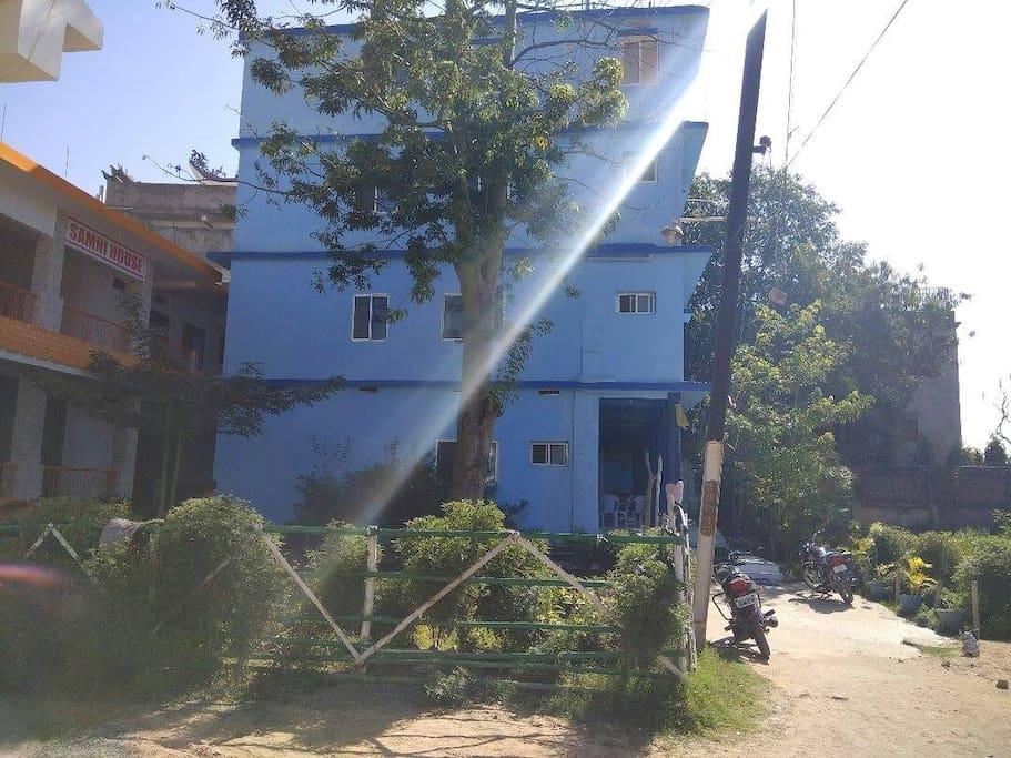 Tara Guest House Building