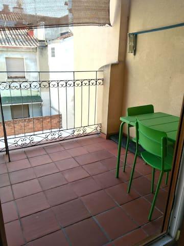 Ático con terraza en la Laurel - Logroño