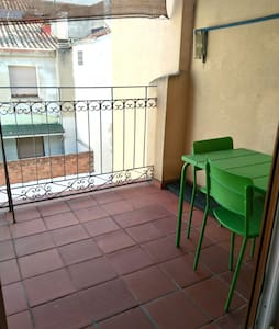 Ático con terraza en la Laurel - Logroño - Departamento