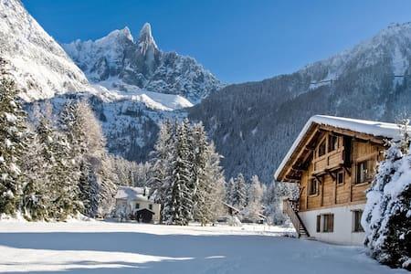 Chalet Lumiere: 108926 - Chamonix-Mont-Blanc