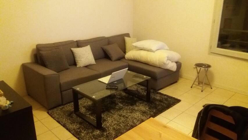 Cusset Cosy Villeurbanne - Villeurbanne - Apartamento