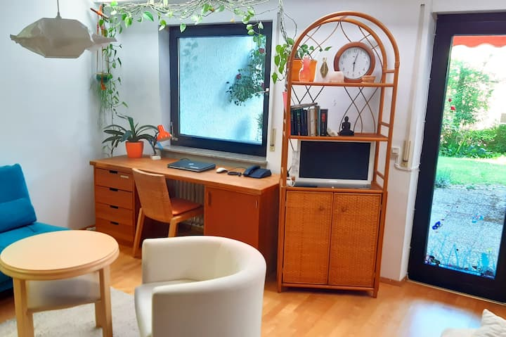 Home Office 7-21 Uhr, eigener Eingang und Teeküche