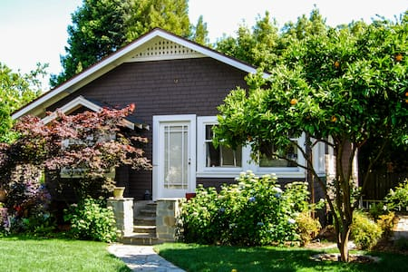 Large Garden Cottage Mill Valley - Mill Valley