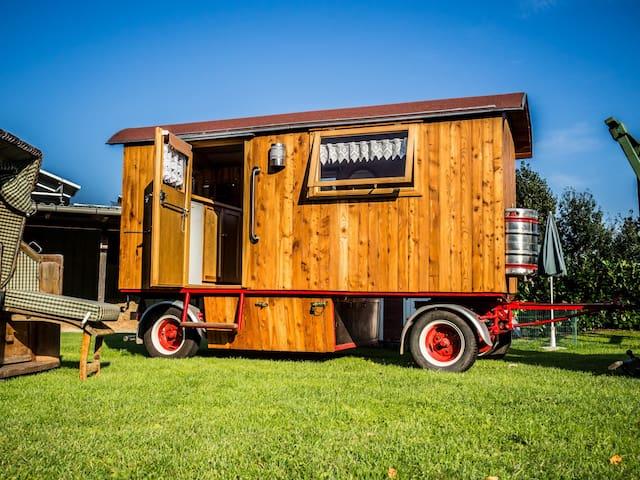 Abenteuerurlaub an der Nordsee - Krumstedt - Camping-car/caravane