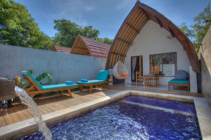 Hoom Wood Villa 2 adult with Private Pool