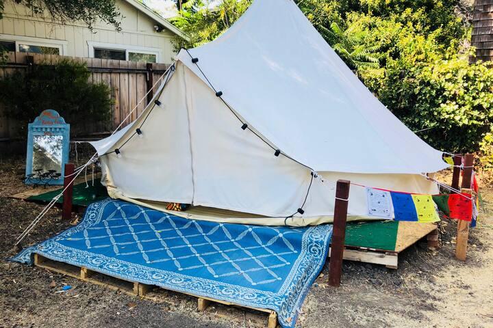 SLO Yurt