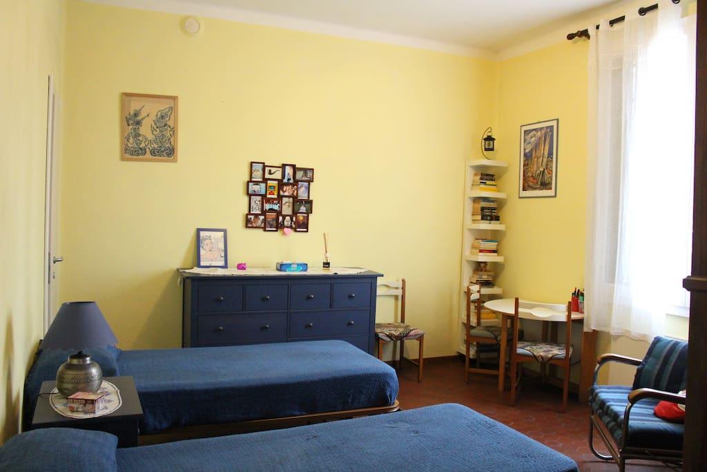 Stanza n.1- Room n.1