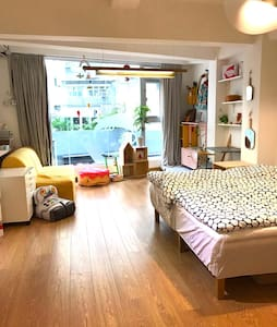 Entire art-deco apartment in the heart of Soho - 香港島