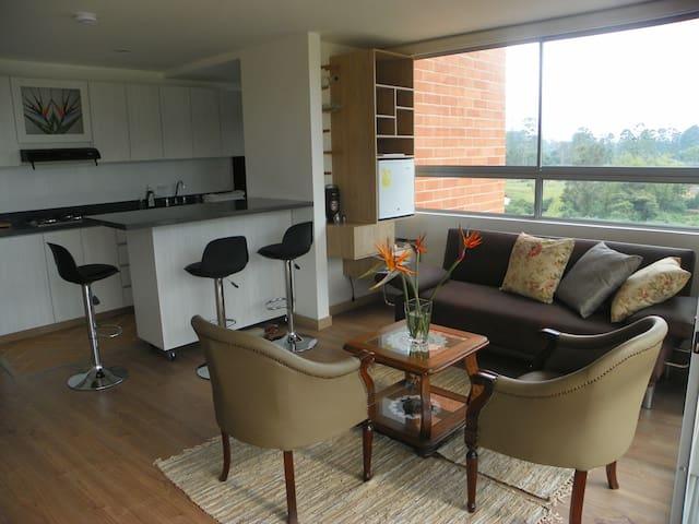 Lindo apartamento campestre cerca al Aeropuerto - Rionegro - Apartment