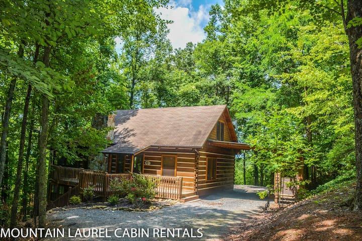 MLC Bear Ridge - Cherry Log - House
