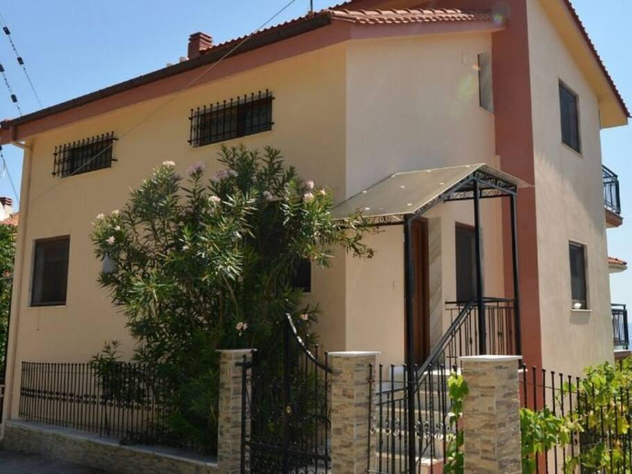 Villa Chrysi Ammoudia - Golden Beach, Thassos
