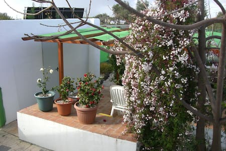 Comfortable home suitable for 4 golfers - Tavira - Talo