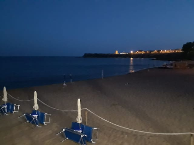SPIAGGIA GRANDE BY NIGHT