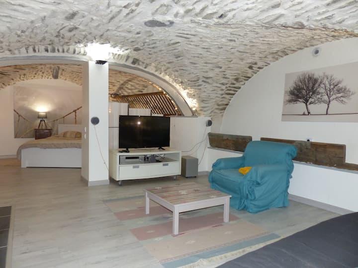 La grotte du Tigre - 52 m2  -  *** Atout France