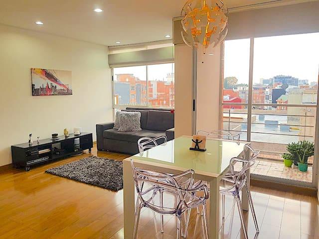 Ps. Excelente Habitación en moderno apartamento