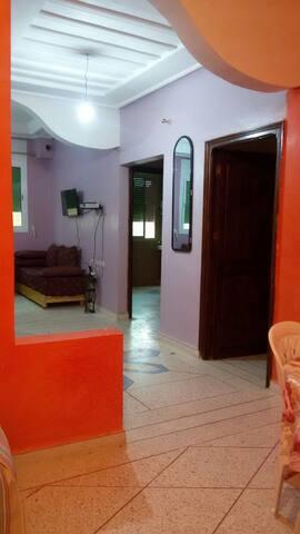 Appartement calme et propre - Azrou - Flat