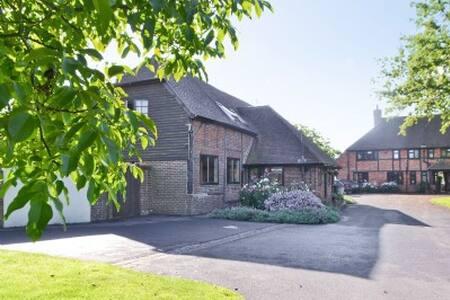 Turtles Farm Barn Apartment - Alfold - Wohnung