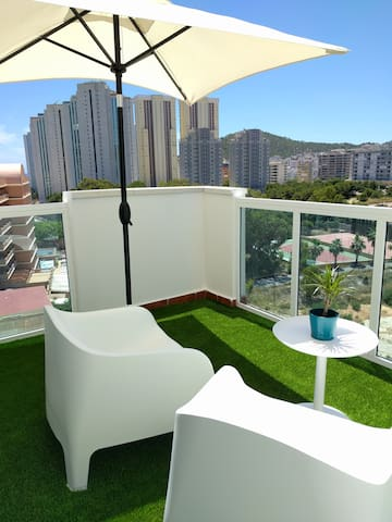 New Apartment in Cala de Finestrat, Benidorm