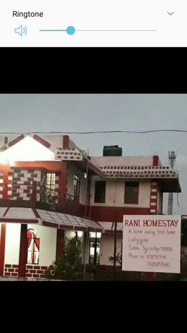 Rani Homestay.
