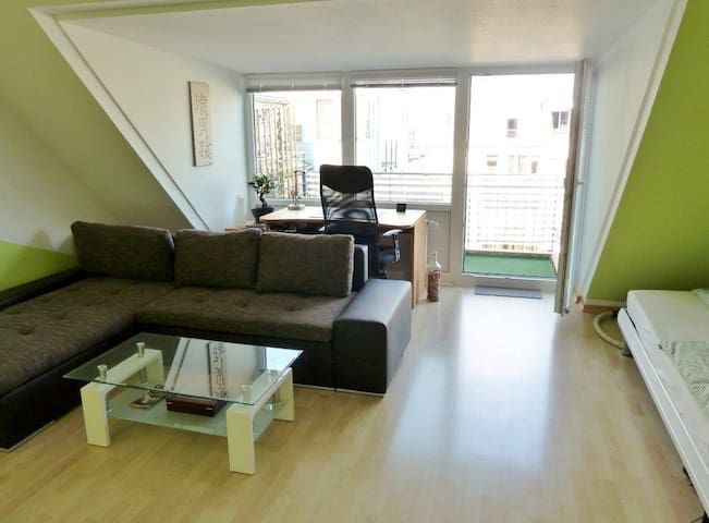 Helles Dachapartment - Munich - Apartment