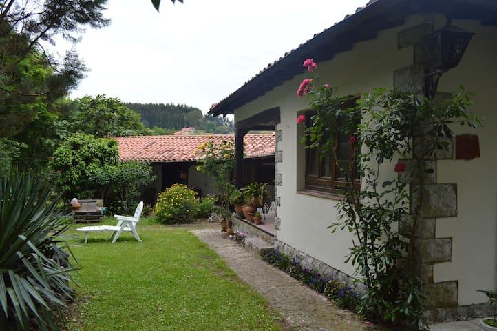 El refugio - Las Pilas - บ้าน