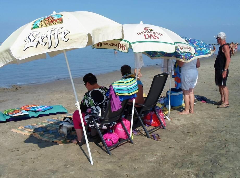 Perkpolder Beach 15 km