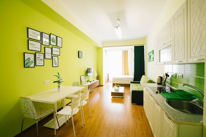 Green Way Apartment