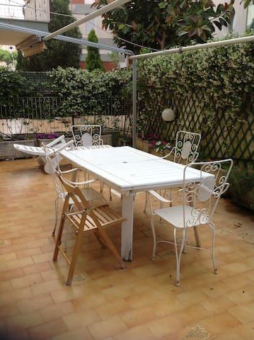 Apartment with garden - Gaeta - Wohnung
