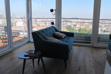 The best city view in a rooftop - Lisboa - Apartamento