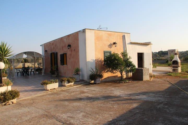 Villetta ad Alessano Lecce Salento - Tricase - Apartment