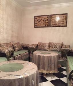 Jolie Maison idéal pour un séjour en famille - Oujda