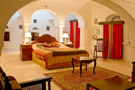 Luxurious Suite @ A Heritage Castle - Jaipur
