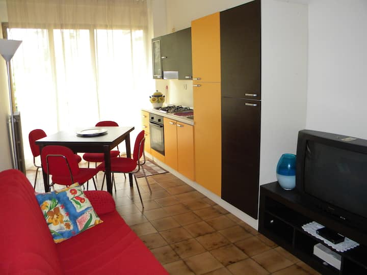 Lovely flat in Cassino