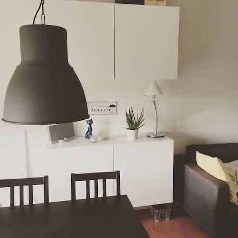 Lejlighed udlejes til Tinderbox gæster - Odense - Apartament