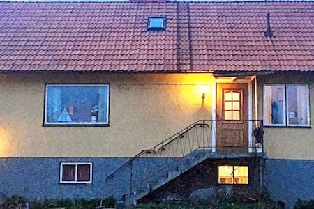 7 person holiday home in ÖVERUM