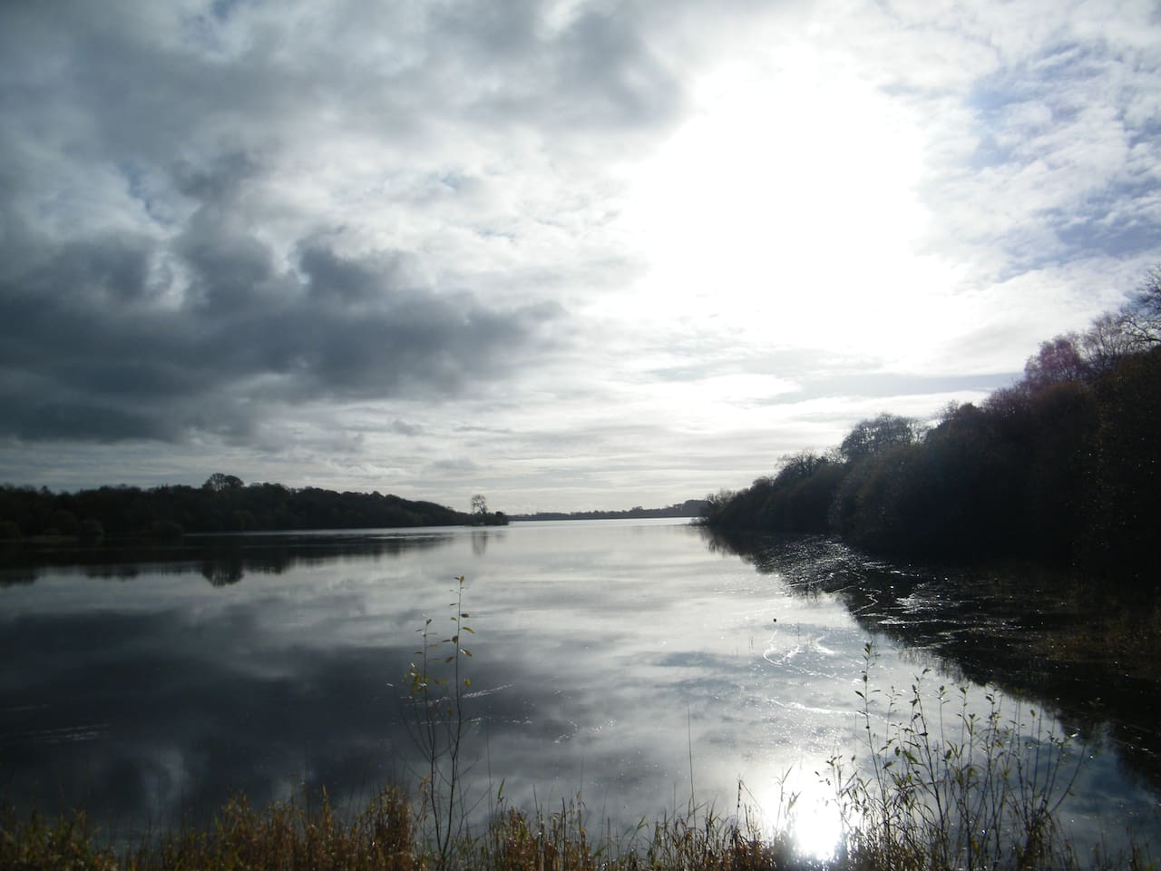 Lough Rynn Lake